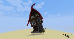 Fantasy house Minecraft Map & Project