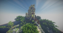 Fantasy Structure made by Teemo16 Minecraft Map & Project