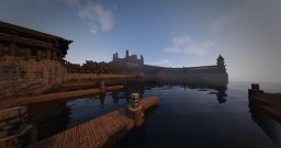 Medieval City - Rugvard Minecraft
