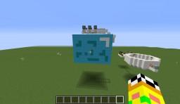 Block Burning map Minecraft Map & Project