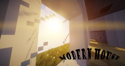 Modern house (inside) 1.12.2 Minecraft Map & Project