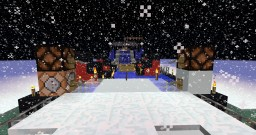 Minecraft Ninja Warrior Ice qualifiers Minecraft Map & Project