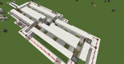 passenger conveyor [REDSTONE 1.12] Minecraft Map & Project