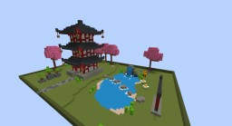 Pagoda Minecraft Map & Project