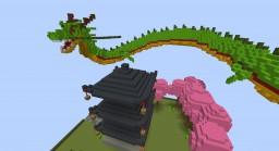 Shen Long - Dragon Ball Minecraft Map & Project