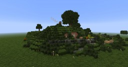 Hobbit Hole! Minecraft