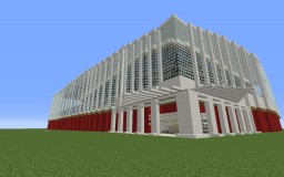 Yet Another Concert Arena (Redstone Working) Minecraft Map & Project