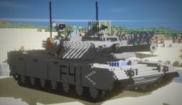 MBT「OrtegaⅢ」 Minecraft Map & Project