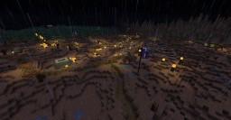 WW1 Trench map Minecraft