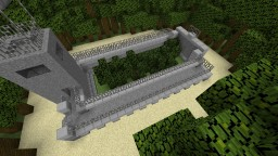 Raptor Pen Minecraft Map & Project