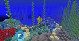Heart of the Sea... Minecraft Map & Project