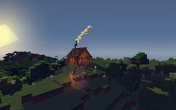 Tiny House! ^_^ Minecraft Map & Project
