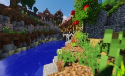 Road to Azurevale Minecraft Map & Project