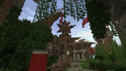 RedDenn's Tavern Minecraft Map & Project