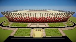 """PGE Narodowy """"Stadion Narodowy Warszawa"""" Minecraft Map & Project"""
