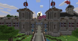 Ultimate Faction Spawn Minecraft Map & Project
