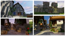 Fort Farthington : Trading Stronghold Minecraft Map & Project