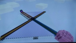 XBOX360/ONE Minigames. Skywars, TNT Run, Monster Arena, etc. Minecraft Map & Project