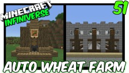 """Nano Wheat Farm & Sheep Fix"" Minecraft Map & Project"