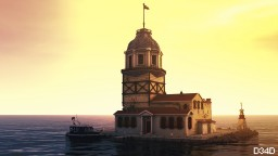 Maiden's Tower Minecraft Map & Project