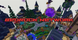Bedrock Network Server Icon Minecraft Map & Project