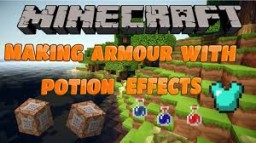 Wow! My Clothes Are Awesome (Effect Armor) Minecraft Blog Post