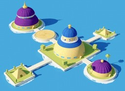Project: Dragon Ball - Fortuneteller Baba's Palace Minecraft Map & Project