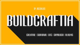 BuildCraftia | bcsn.us Minecraft