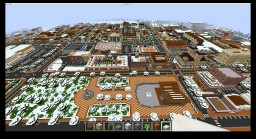 Snowy town South Park Minecraft Map & Project