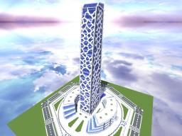 Quartz Tower #13 v2 Minecraft Map & Project