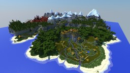 The Curse of Starry Isle Minecraft