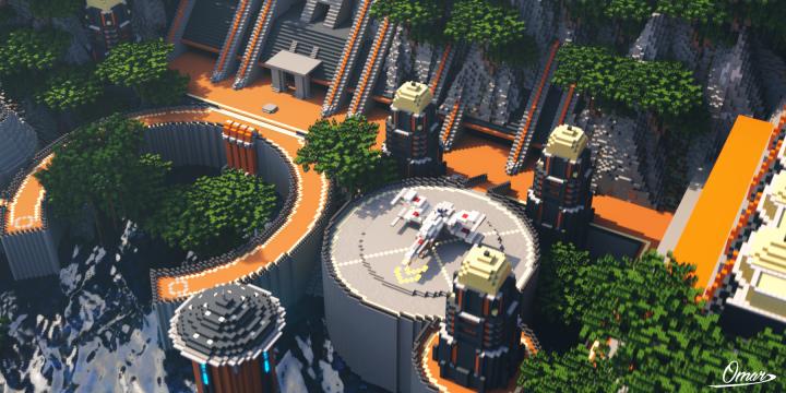 Popular Server Project : Star Wars Base
