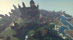 Ephedion 2018 update Cinematic Minecraft Map & Project