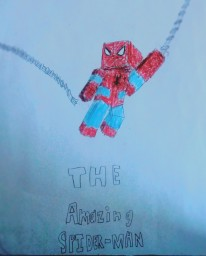 Just some fan art junk Minecraft Blog Post