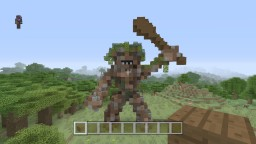 Earth Elemental Minecraft Map & Project