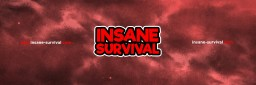 insane-survival Minecraft Server