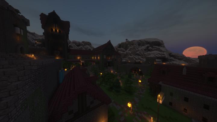 Skyhold Castle