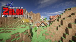 The Legend of Zelda: Blockarina of Time [FINAL UPDATE] Minecraft Map & Project