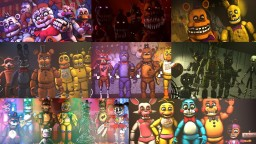 All Fnaf maps + garry mod maps 1.12 Minecraft