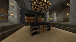 Mining Storage Minecraft Map & Project