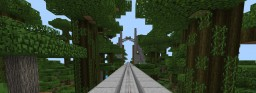A Jurassic World in Minecraft PE Minecraft