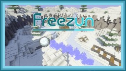 [Minigame] Freezun (Realms / Download) Minecraft Map & Project
