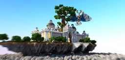 """The Guardian"" + [Download] Minecraft Map & Project"