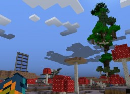 Scarred: Survival in a Rotten World Minecraft Map & Project