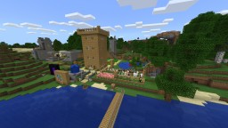The World I've Played On The Longest Minecraft Map & Project
