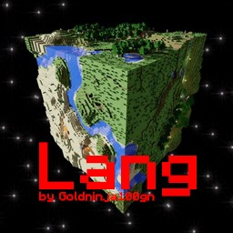 Custom Lang Pack Minecraft