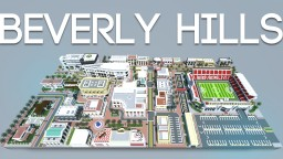 Beverly Hills Concept City Minecraft Map & Project