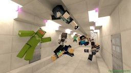 Fun In NASA's Zero Gravity Plane Minecraft Map & Project