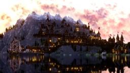 Königswacht - A Medieval City Minecraft