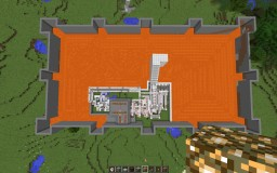 ultimate redstone Bunker UIB Minecraft Map & Project